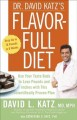 Go to record Dr. David Katz's flavor-full diet : use your taste buds to...
