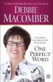 Go to record One perfect word : one word can make all the difference
