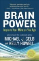 Go to record Brain power : improve your mind as you age