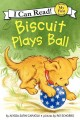 Go to record Biscuit plays ball