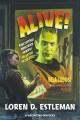 Go to record Alive! : a Valentino mystery