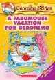 Go to record A fabumouse vacation for Geronimo