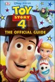 Go to record Toy story 4 : the official guide