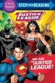 Go to record We are the Justice League! : a collection of five early re...